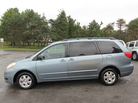 2006 Toyota Sienna for sale at GEG Automotive in Gilbertsville PA