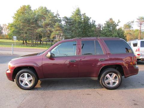 2007 Chevrolet TrailBlazer for sale at GEG Automotive in Gilbertsville PA
