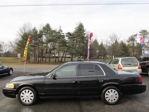 2006 Ford Crown Victoria for sale at GEG Automotive in Gilbertsville PA