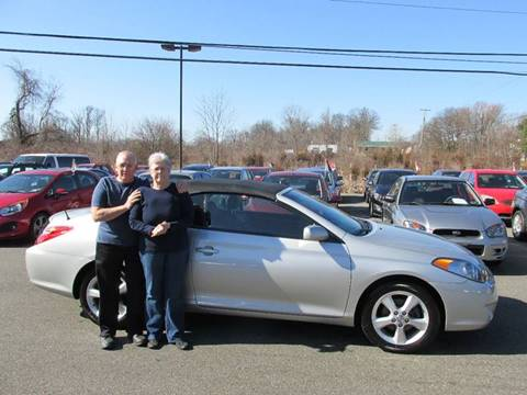 2006 Toyota Camry Solara for sale at GEG Automotive in Gilbertsville PA