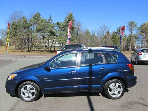 2005 Pontiac Vibe for sale at GEG Automotive in Gilbertsville PA