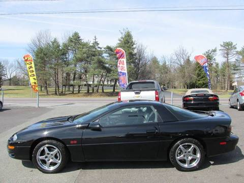 2002 Chevrolet Camaro for sale at GEG Automotive in Gilbertsville PA