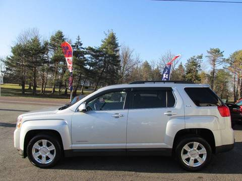 2012 GMC Terrain for sale at GEG Automotive in Gilbertsville PA