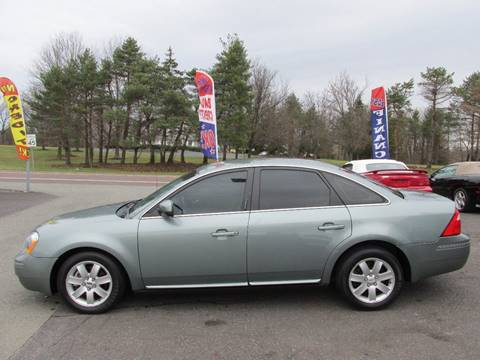 2006 Ford Five Hundred for sale at GEG Automotive in Gilbertsville PA