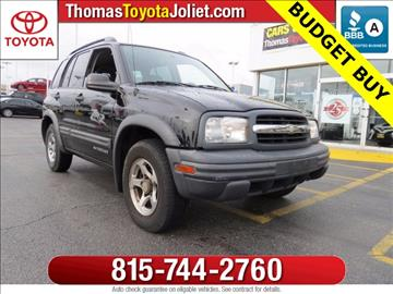 2003 Chevrolet Tracker for sale in Joliet, IL