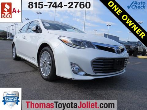 2015 Toyota Avalon Hybrid for sale in Joliet, IL
