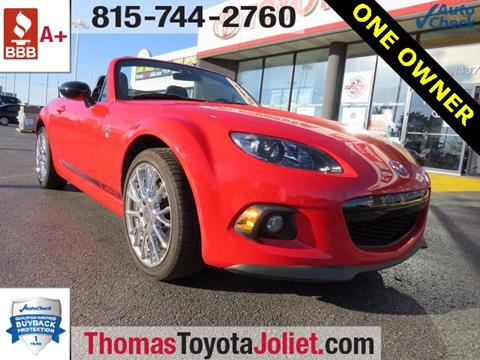 2014 Mazda MX-5 Miata for sale in Joliet, IL