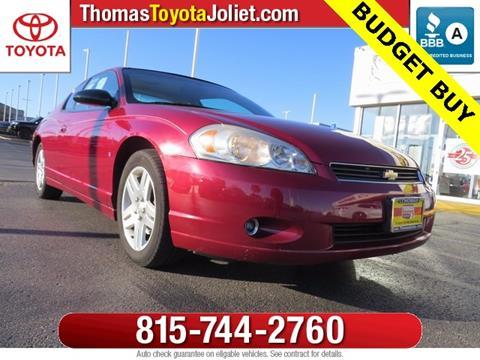 2006 Chevrolet Monte Carlo for sale in Joliet, IL