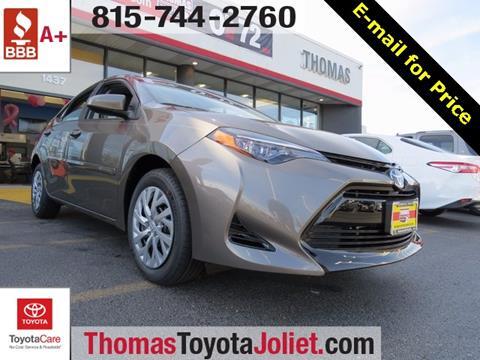 2018 Toyota Corolla for sale in Joliet, IL