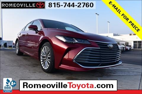2019 Toyota Avalon for sale in Joliet, IL