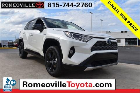 2019 Toyota RAV4 Hybrid for sale in Joliet, IL