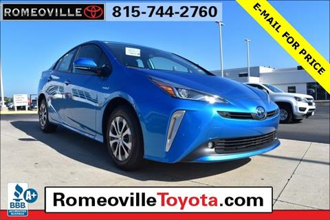2019 Toyota Prius for sale in Joliet, IL
