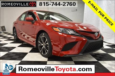 2020 Toyota Camry for sale in Joliet, IL