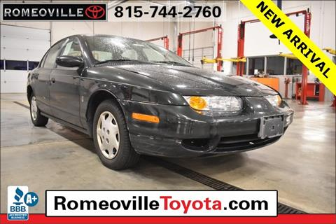 2002 Saturn S-Series for sale in Romeoville, IL
