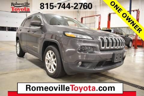 2017 Jeep Cherokee for sale in Romeoville, IL