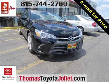 2017 Toyota Camry for sale in Joliet, IL