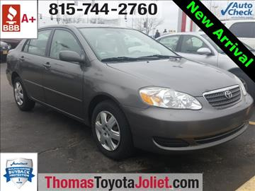 2008 Toyota Corolla for sale in Joliet, IL