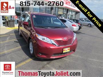 2017 Toyota Sienna for sale in Joliet, IL