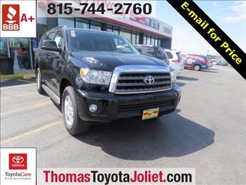 2017 Toyota Sequoia for sale in Joliet, IL