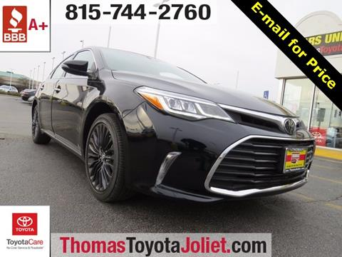2017 Toyota Avalon for sale in Joliet, IL