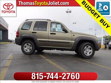 2004 Jeep Liberty for sale in Joliet, IL