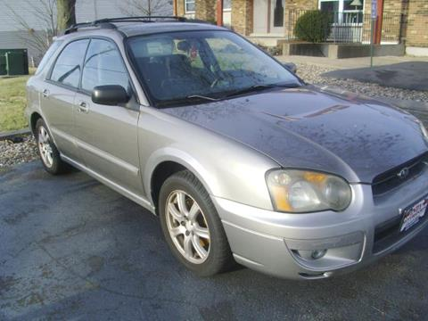 2005 Subaru Impreza for sale at Indy Motorsports in St. Charles MO
