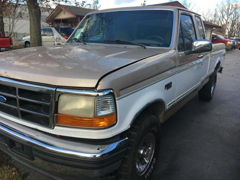 1996 Ford F-150 for sale in St. Charles, MO