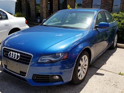 2010 Audi A4 for sale at Indy Motorsports in St. Charles MO