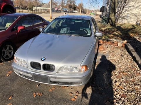1997 BMW 5 Series for sale at Indy Motorsports in St. Charles MO