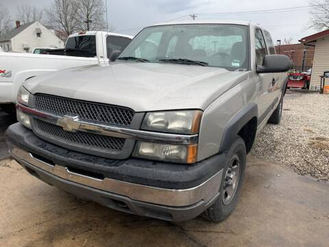 2004 Chevrolet Silverado 1500 for sale at Indy Motorsports in St. Charles MO