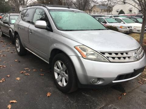 2007 Nissan Murano SL for sale at Indy Motorsports in St. Charles MO