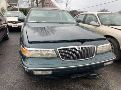 1995 Mercury Grand Marquis for sale at Indy Motorsports in St. Charles MO