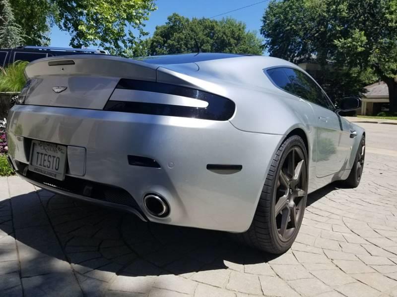 Aston Martin V Vantage Dr Coupe In Skiatook OK Meeks Truck - 2006 aston martin vantage