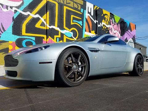 Aston Martin V Vantage For Sale In Oklahoma Carsforsalecom - 2006 aston martin vantage