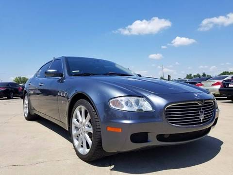 2005 Maserati Quattroporte for sale in Skiatook, OK