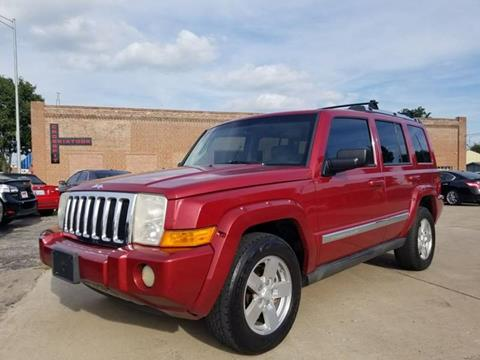 2006 Jeep Commander for sale in Skiatook, OK
