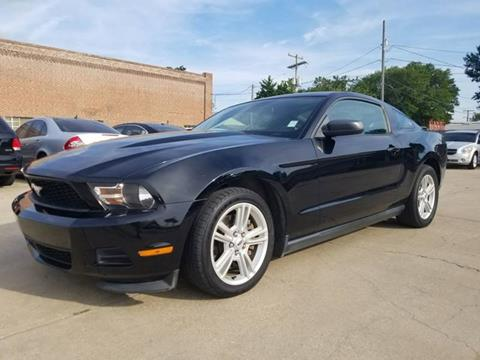 2012 Ford Mustang for sale in Skiatook, OK