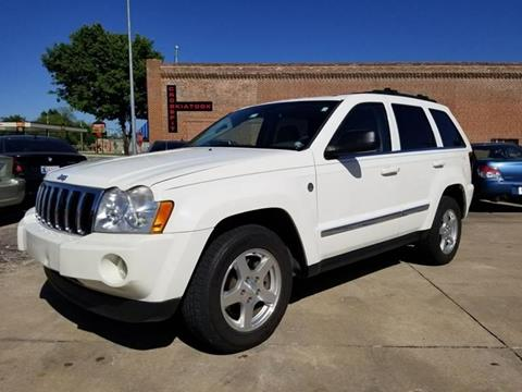 2005 Jeep Grand Cherokee for sale in Skiatook, OK