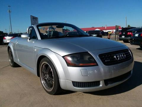 Used 2001 Audi TT For Sale in Oklahoma - Carsforsale.com