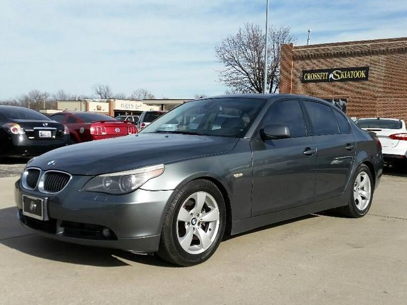 2007 bmw 5 series 530i 4dr sedan in skiatook ok - meeks truck