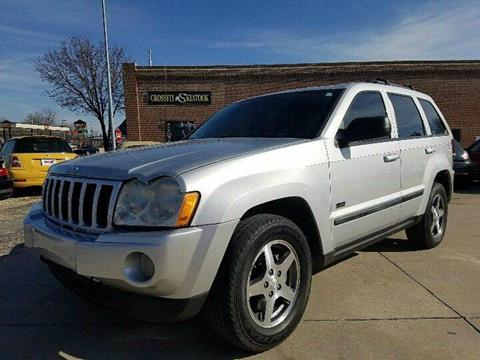 2007 Jeep Grand Cherokee for sale in Skiatook, OK