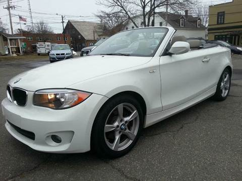 2012 BMW 1 Series for sale at Beverly Farms Motors in Beverly MA