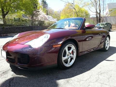 2004 Porsche 911 for sale at Beverly Farms Motors in Beverly MA