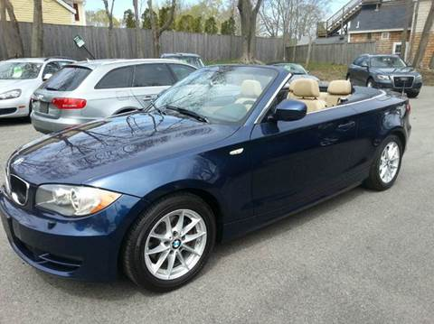 2011 BMW 1 Series for sale at Beverly Farms Motors in Beverly MA
