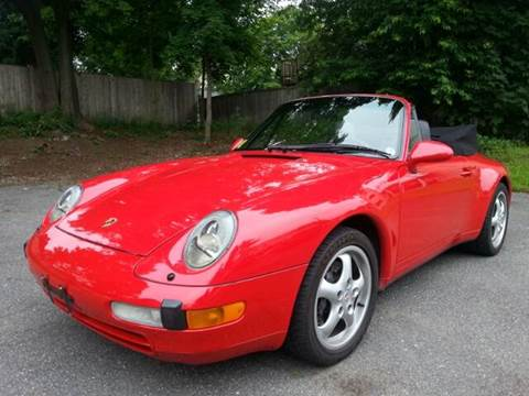 1995 Porsche 911 for sale at Beverly Farms Motors in Beverly MA