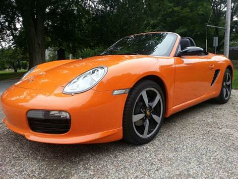 2008 Porsche Boxster for sale at Beverly Farms Motors in Beverly MA