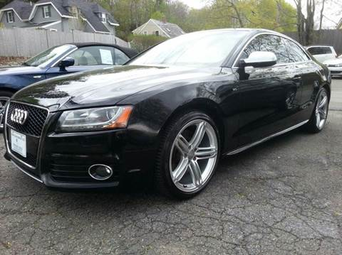 2010 Audi S5 for sale at Beverly Farms Motors in Beverly MA