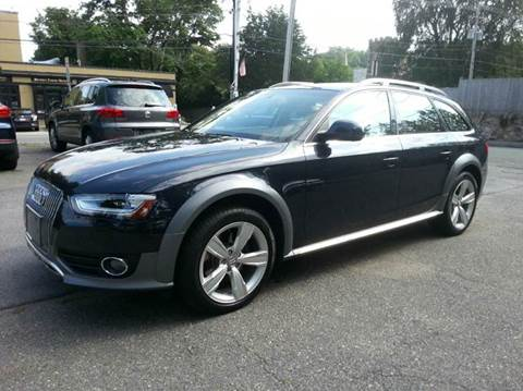 2013 Audi Allroad for sale at Beverly Farms Motors in Beverly MA