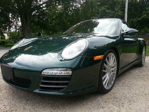 2009 Porsche 911 for sale at Beverly Farms Motors in Beverly MA