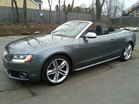 2012 Audi S5 for sale at Beverly Farms Motors in Beverly MA